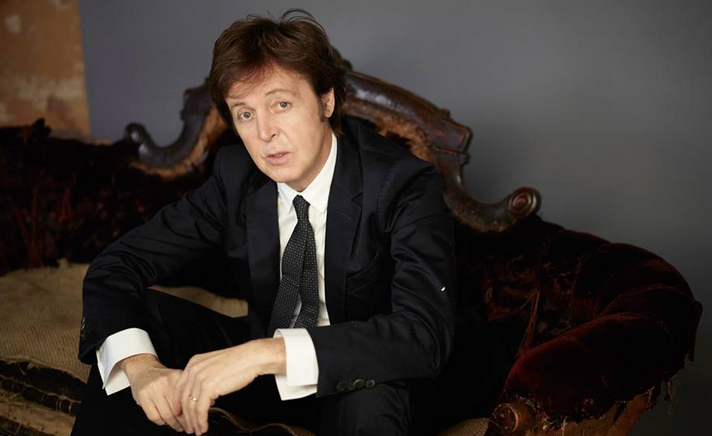 'Spotify' – Paul McCartney grava playlist exclusiva com show no Abbey Road Studios