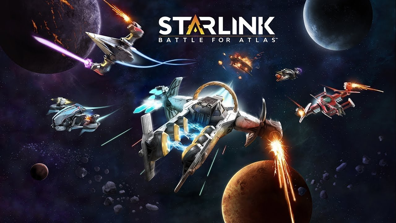 Análise – 'Starlink: Battle for Atlas' Nova aposta espacial da Ubisoft