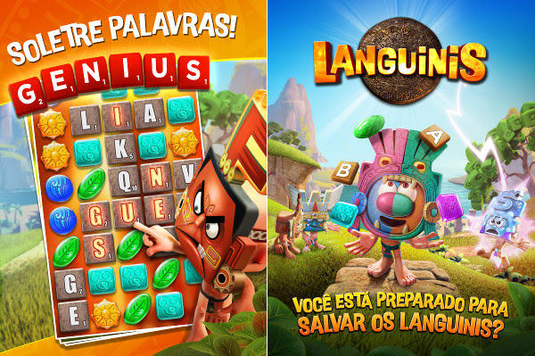 'Tilting Point' – Game mobile Languinis amplia o seu vocabulário