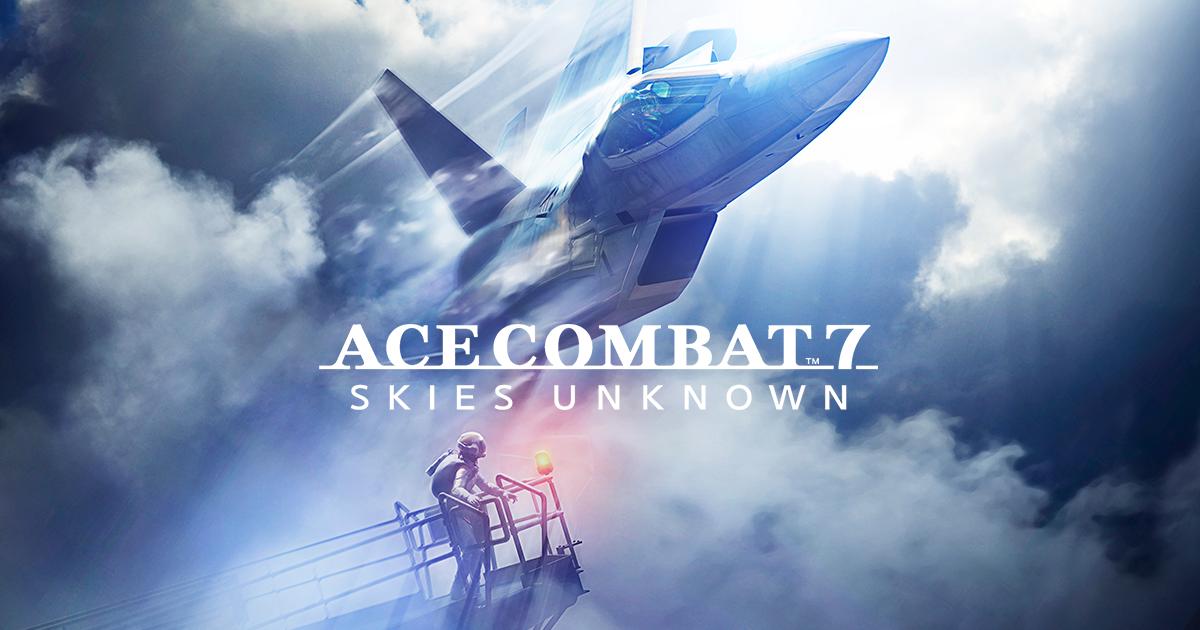 'Bandai Namco' – Ace Combat 7: Skies Unknown é finalmente lançado
