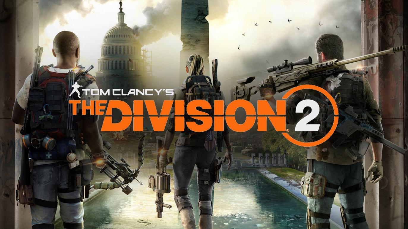 'Ubisoft' – The Division 2 versão de PC chega via Epic Store ao invés do Steam