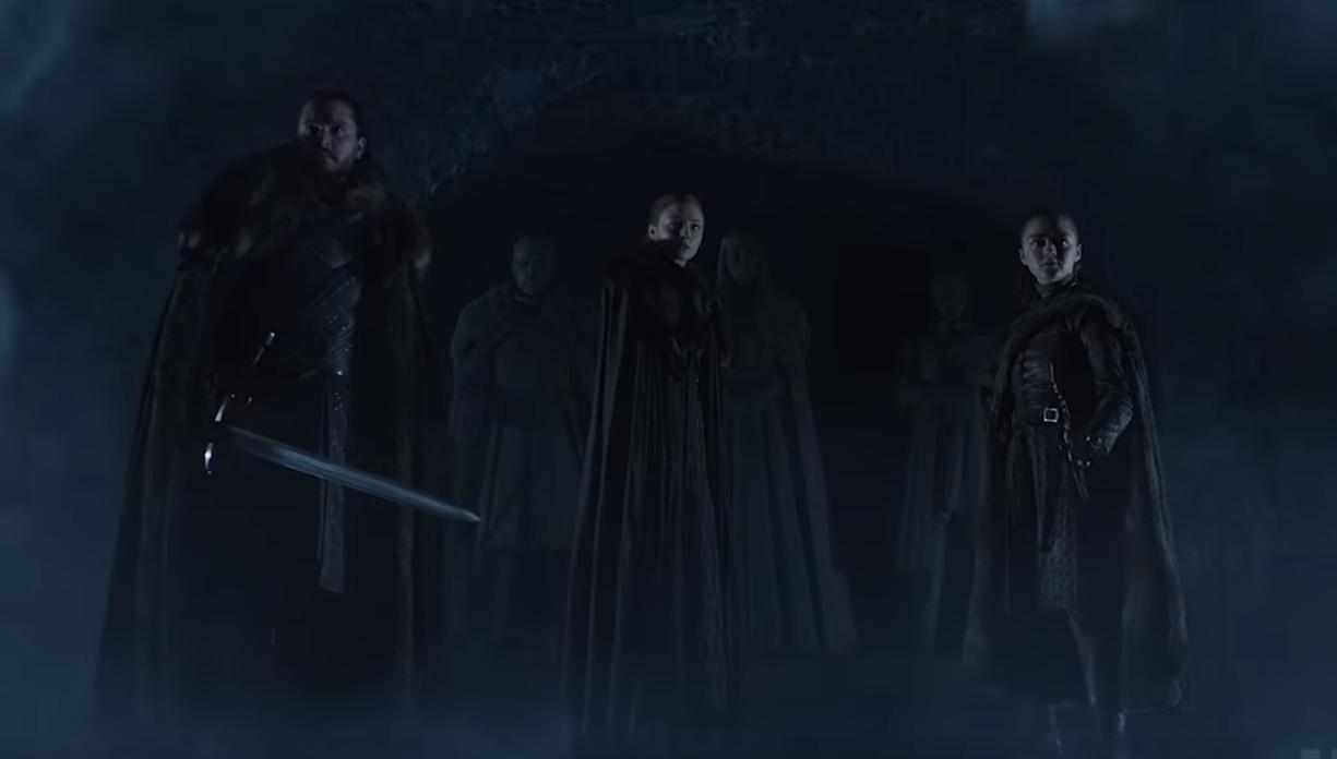 'HBO' – Lançado o teaser e a data da 8ª e última temporada de Game Of Thrones