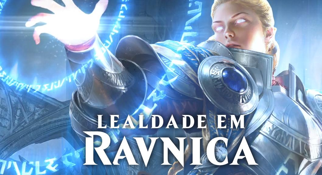 'Wizards' – Lealdade em Ravnica chega agora em Janeiro em Magic: The Gathering