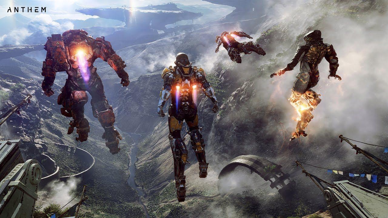 'EA GAMES' – Bioware se retrata oficialmente e jogador receberá benefícios no lançamento de Anthem