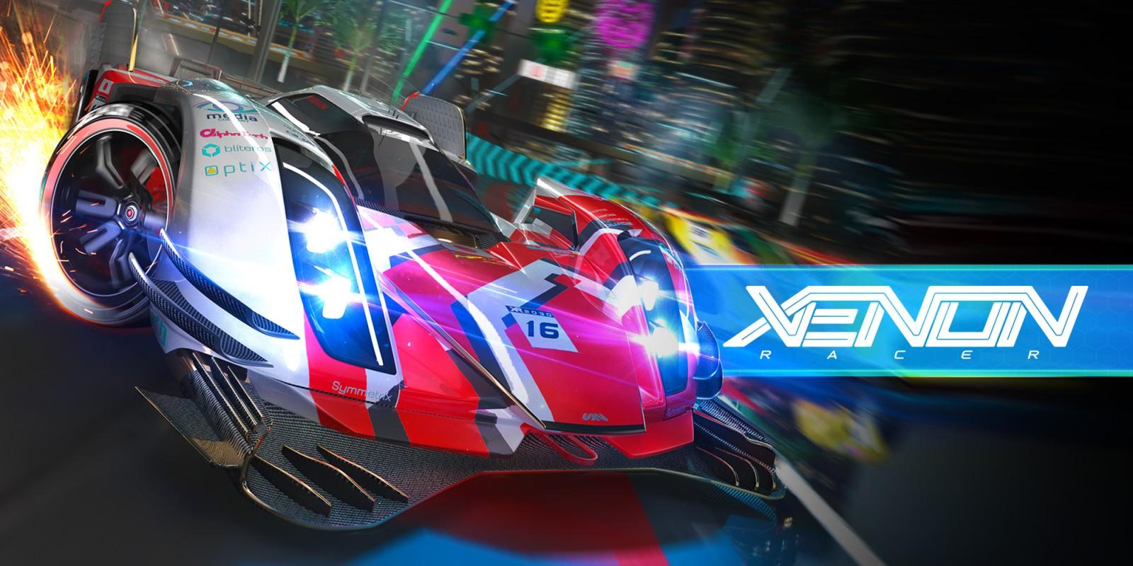 'SOEDESCO' – Parceria com Monstercat traz música para o game 'Xenon Racer'