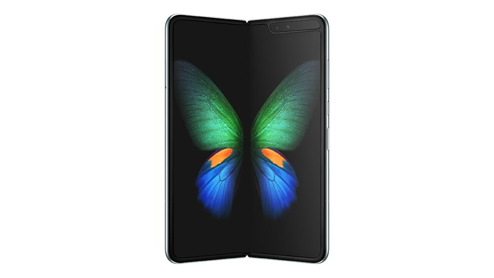 Samsung   Apresenta oficialmente o primeiro celular dobrável Galaxy Fold