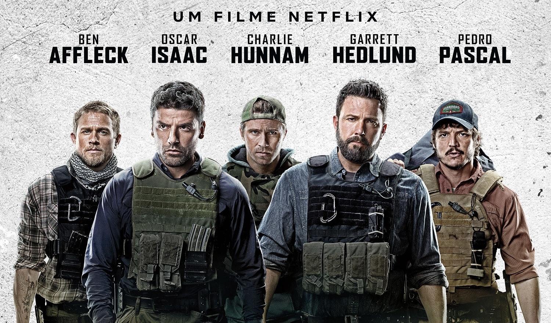Operação Fronteira   Com elenco de tirar o fôlego, Netflix divulga novo trailer