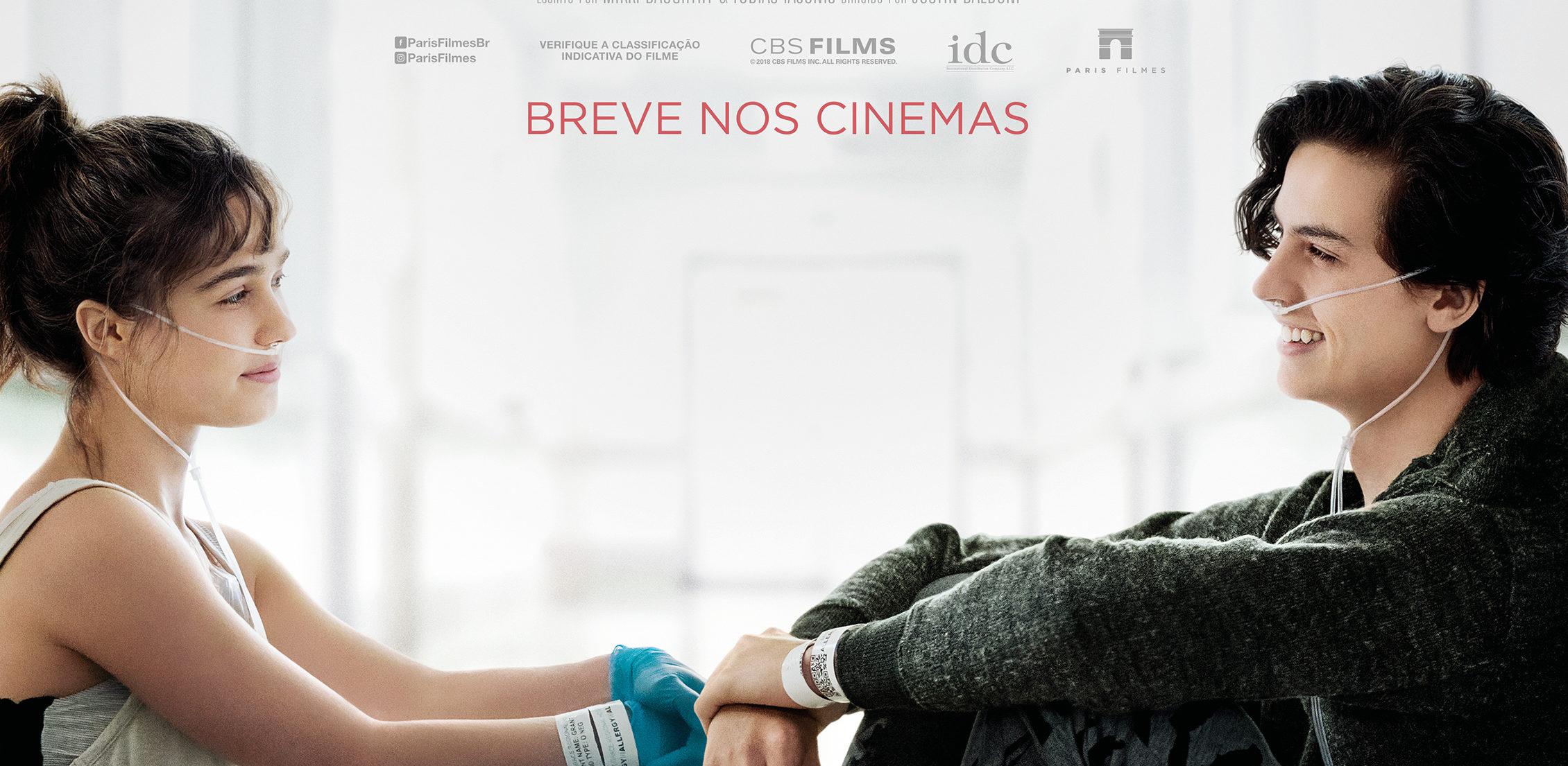 Cinco Passos de Você   Novo drama estrelando Cole Sprouse ganha pôster