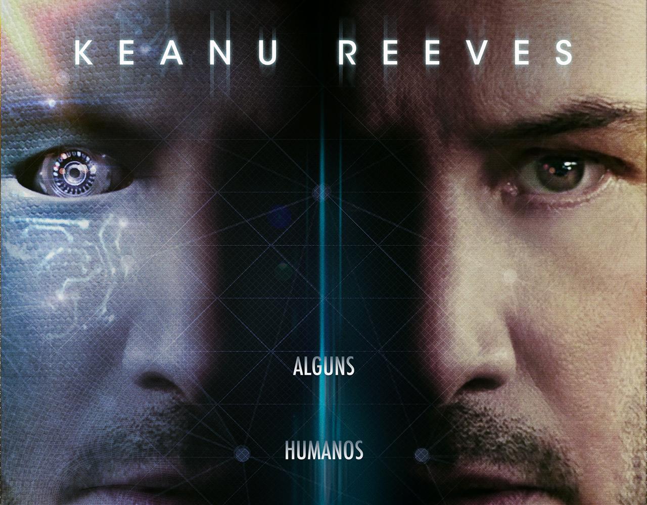 """""""Cópias – De Volta à Vida"""" – Keanu Reeves vive cientista em novo longa sci-fi"""