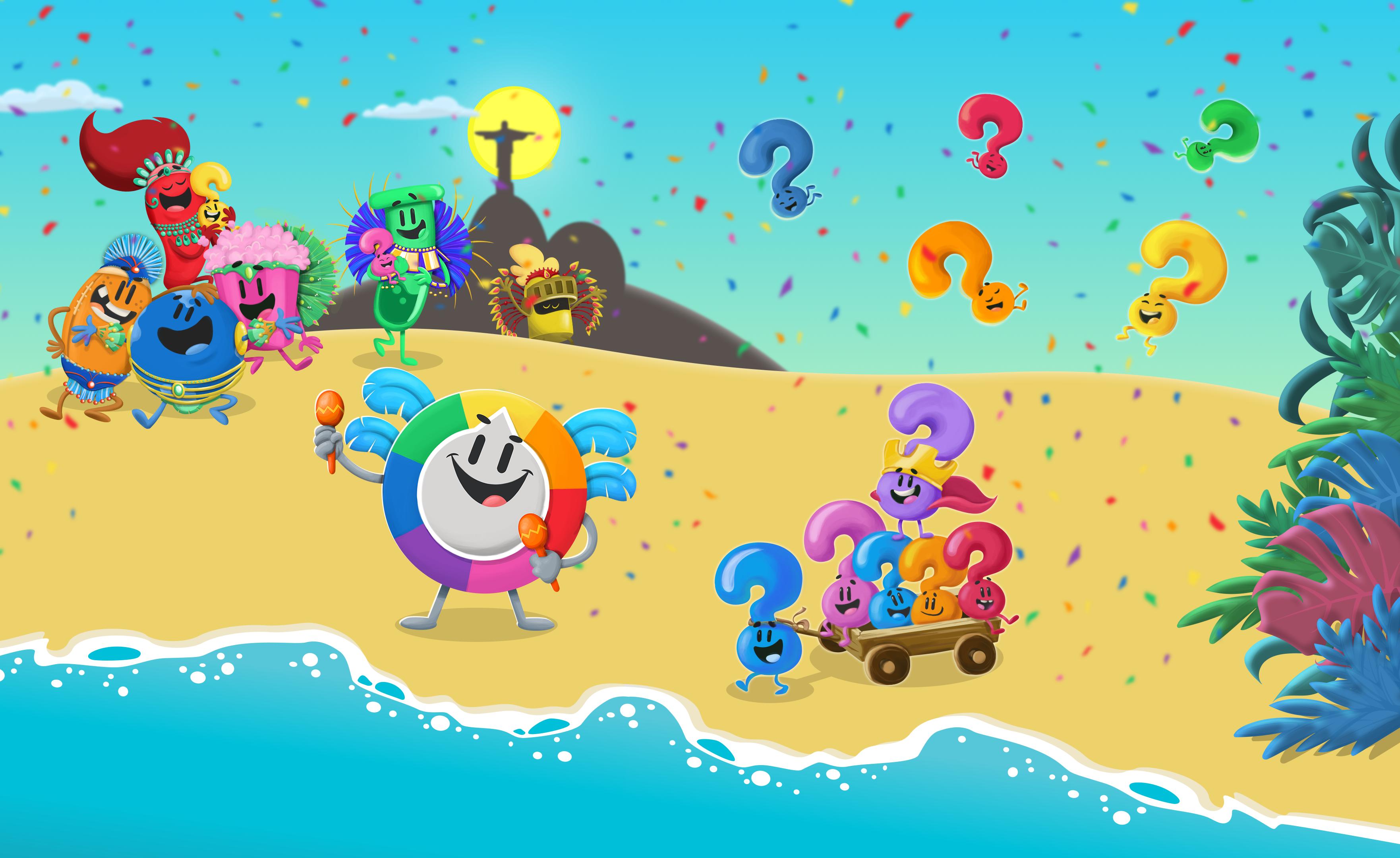 Etermax | Perguntados e Perguntados 2 recebem atualização com temática de Carnaval
