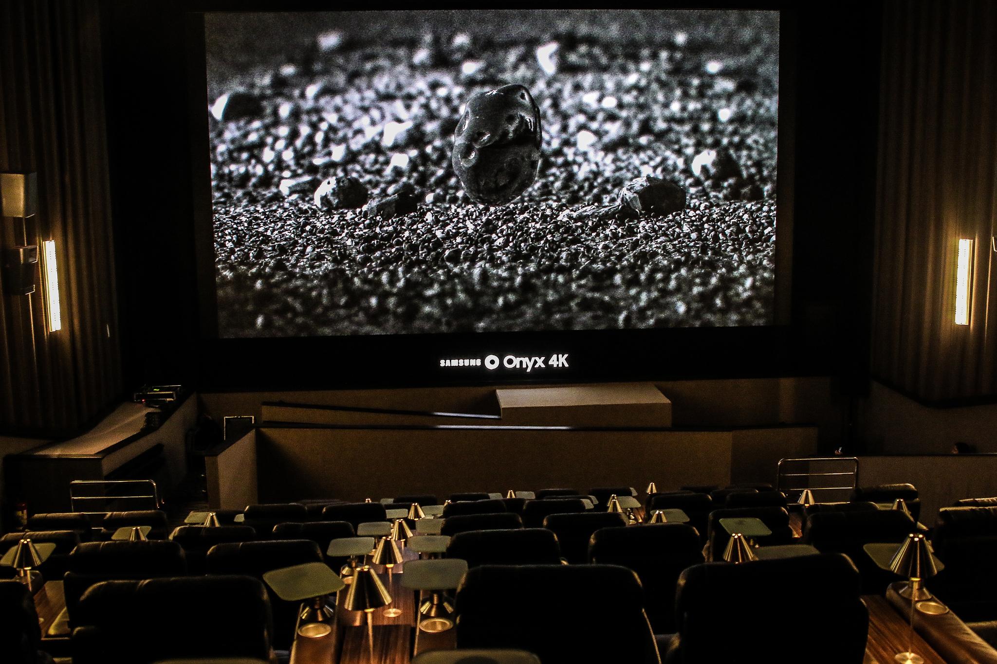 Samsung | Primeira tela LED modular Samsung Onyx 4K é inaugurada no Brasil