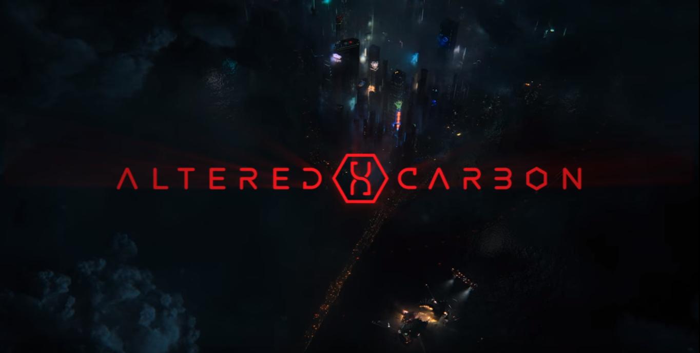 Netflix | Anunciada oficialmente a 2ª temporada de Altered Carbon