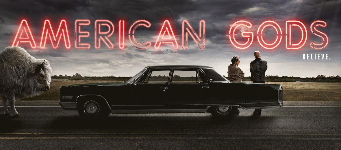 'Deuses Americanos' | Segunda temporada ganha vídeo apresentando personagens