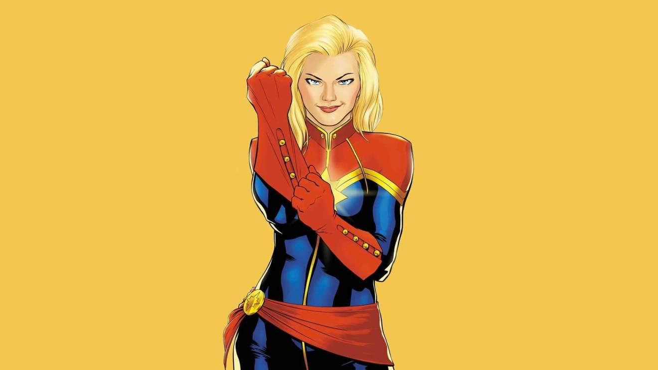 Panini | Capitã Marvel chega aos quadrinhos