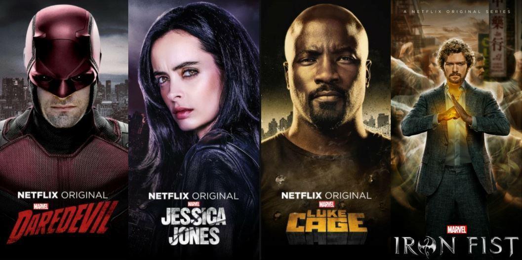 Netflix – Séries de 'Justiceiro' e 'Jessica Jones' são oficialmente canceladas