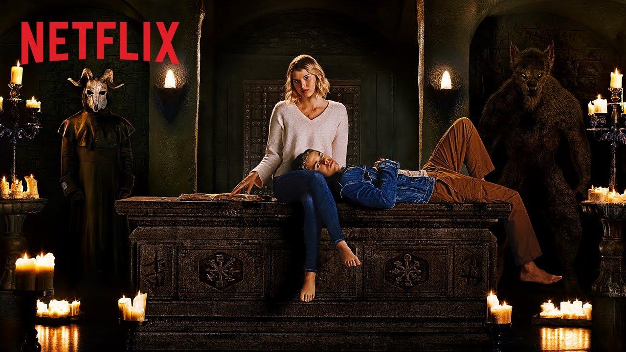 A Ordem | Nova série sobrenatural da Netflix recebe trailer