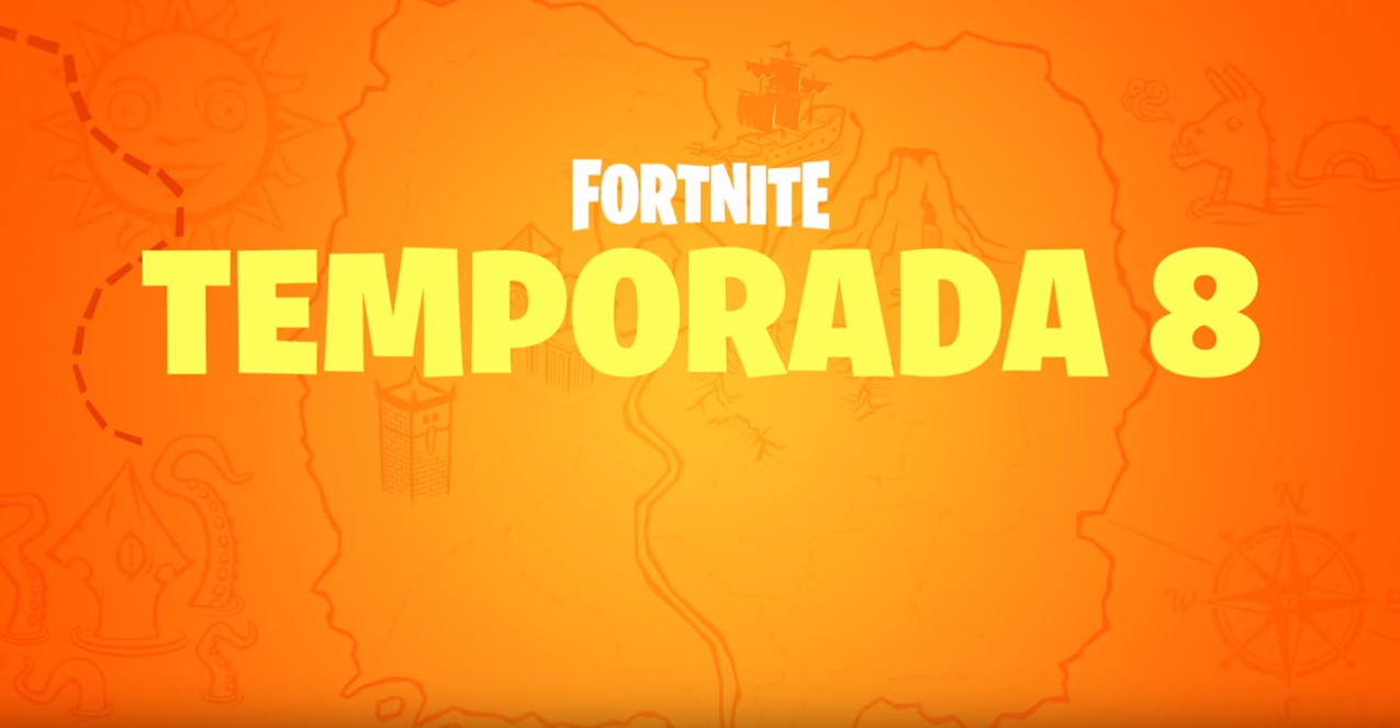 Epic Games | Notas do Patch 8.01 Mapa do tesouro enterrado em Fortnite