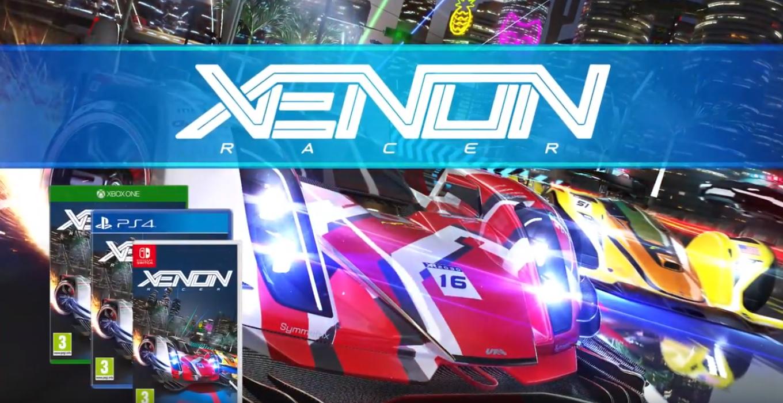 Soedesco | Xenon Racer recebe vídeo com novidades
