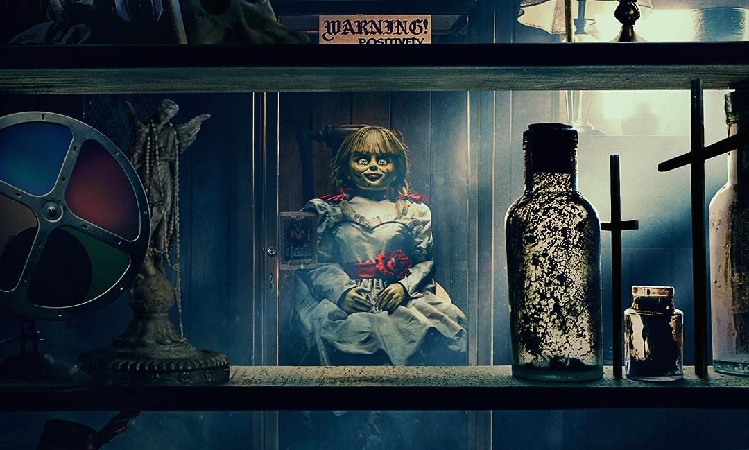 Annabelle 3 | A boneca assassina está de VOLTA no poster