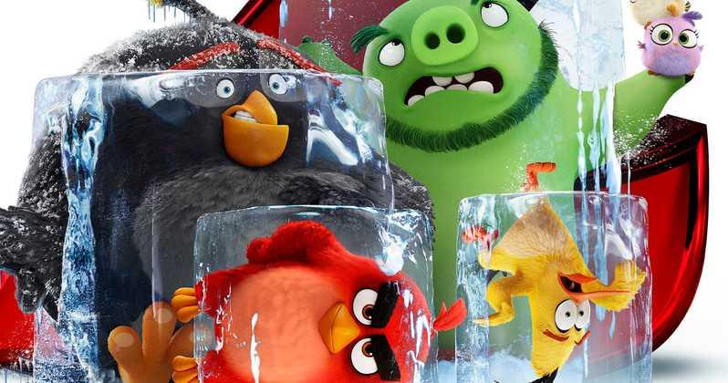 Angry Birds: O Filme 2 | Agora a guerra é outra!