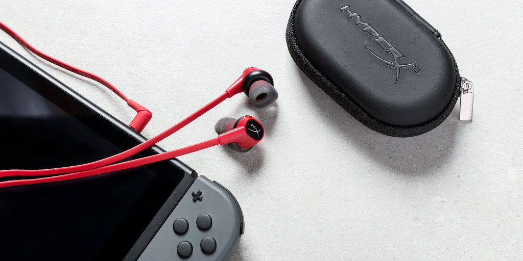 Análise | HyperX Cloud Earbuds traz ótima qualidade sonora para o seu Nintendo Switch