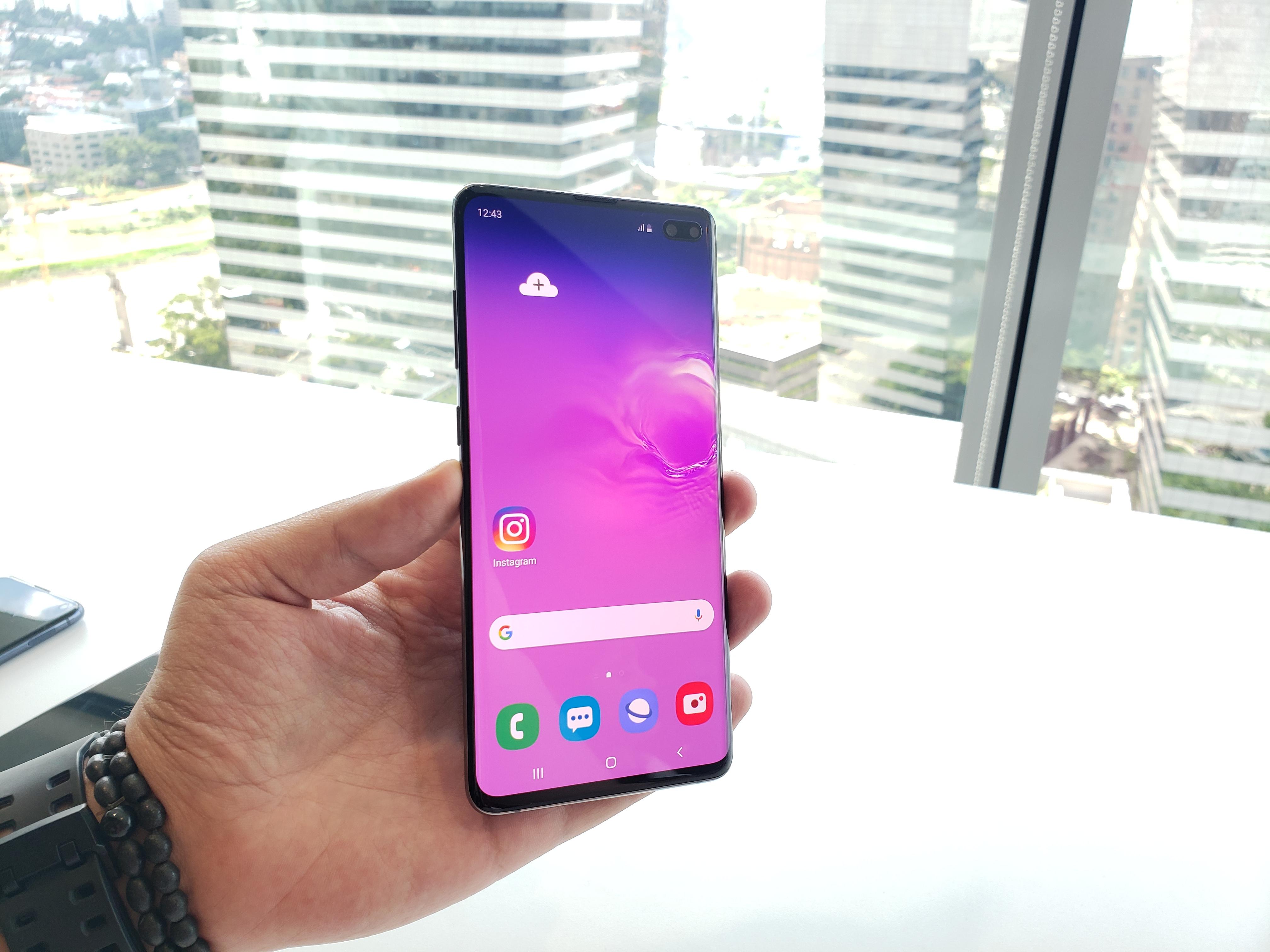 Samsung | Por que eu escolhi usar o Galaxy S10 Plus por uma semana, como meu celular padrão?