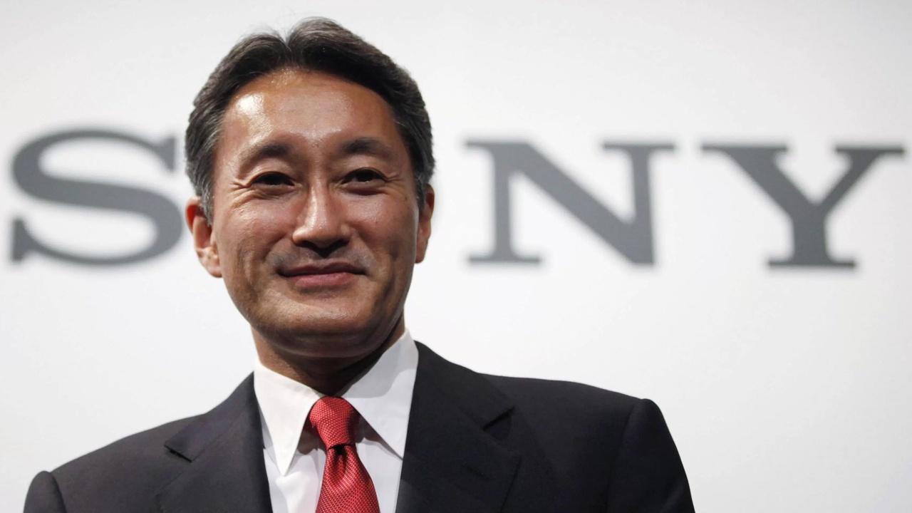 Sony | Após 35 anos Presidente Kaz Hirai deixa o cargo em junho de 2019