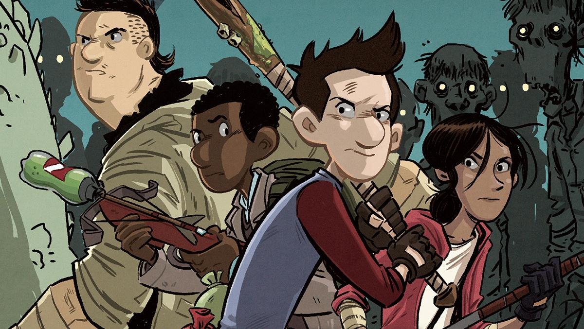 The Last Kids On Earth | Nova animação Netflix coloca crianças em mundo pós-apocalíptico