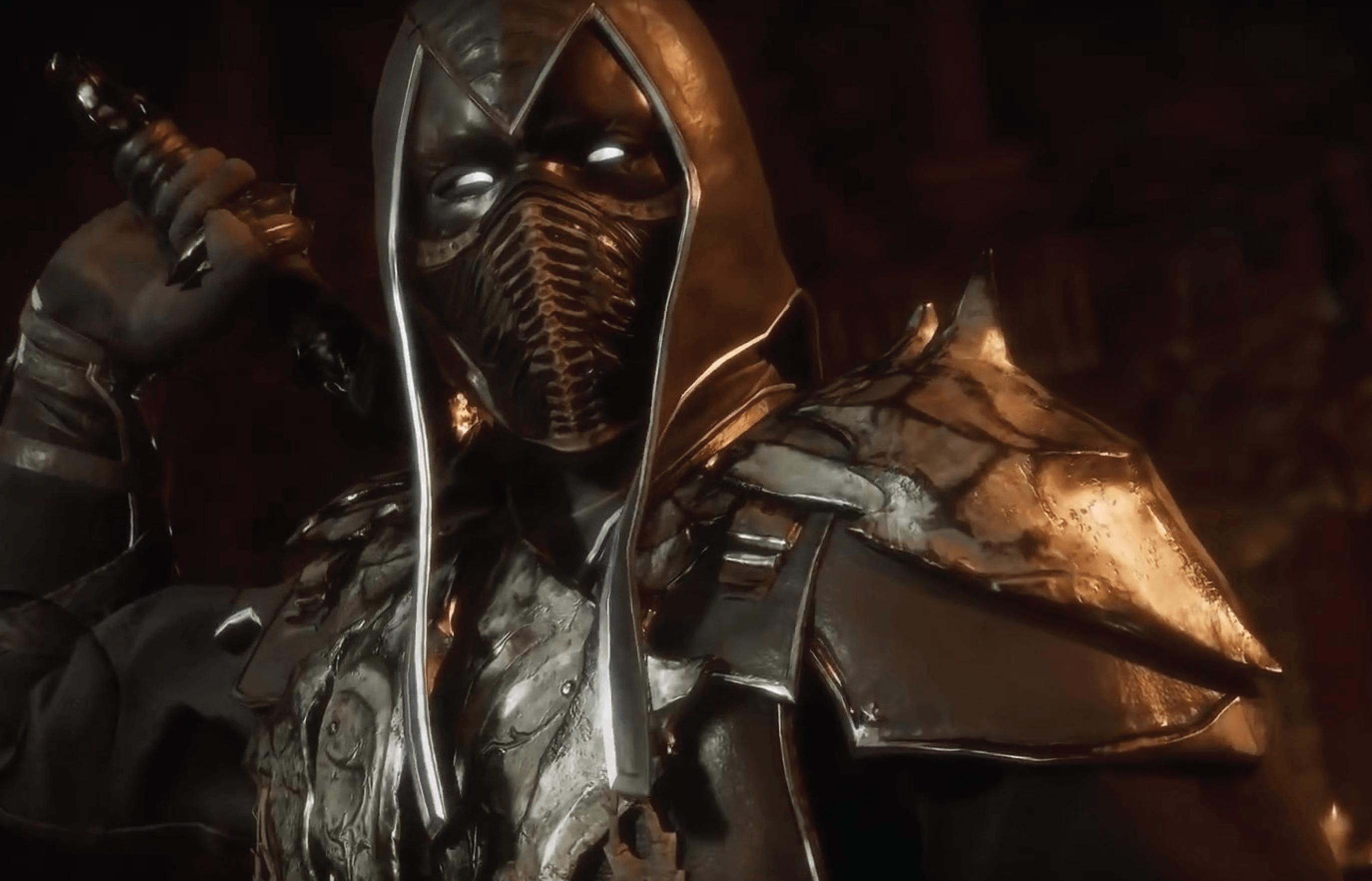 Mortal Kombat 11 | Noob Saibot ganha cenas INÉDITAS de gameplay