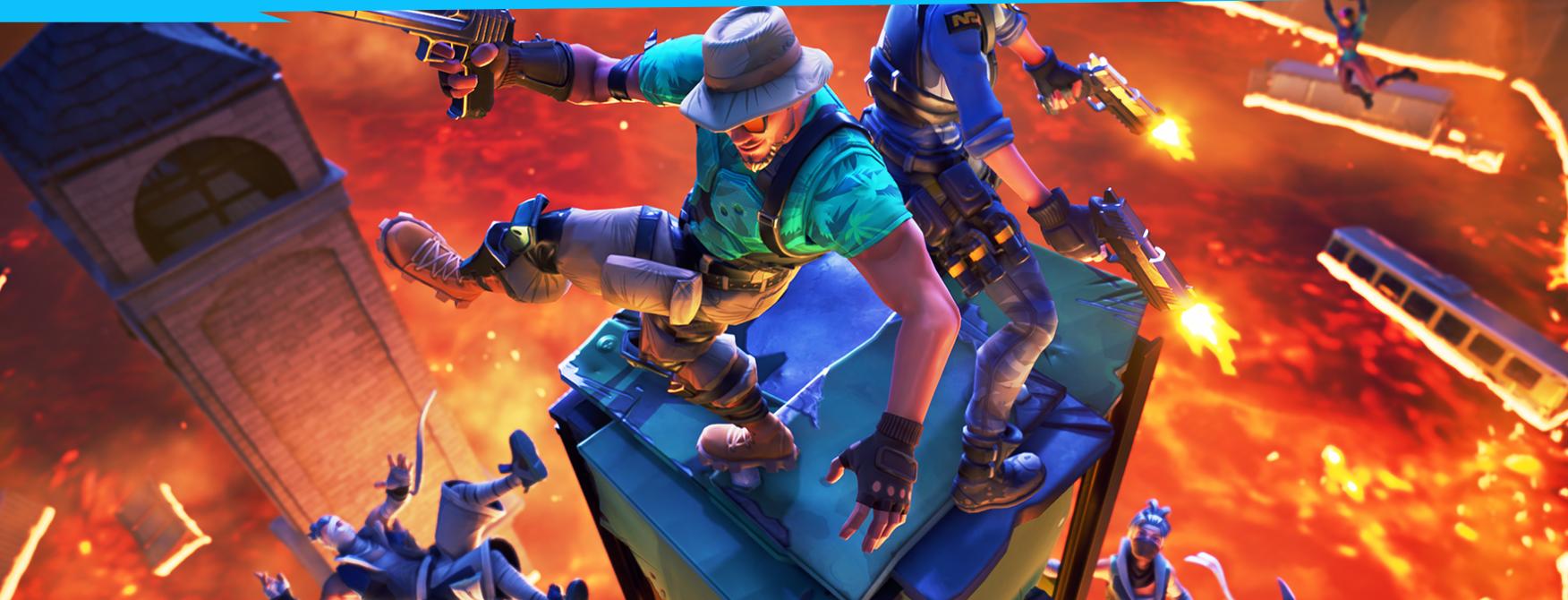 Epic Games | Fortnite Patch 8.20 inclui novo modo de tempo limitado, que envolve os jogadores e mais!