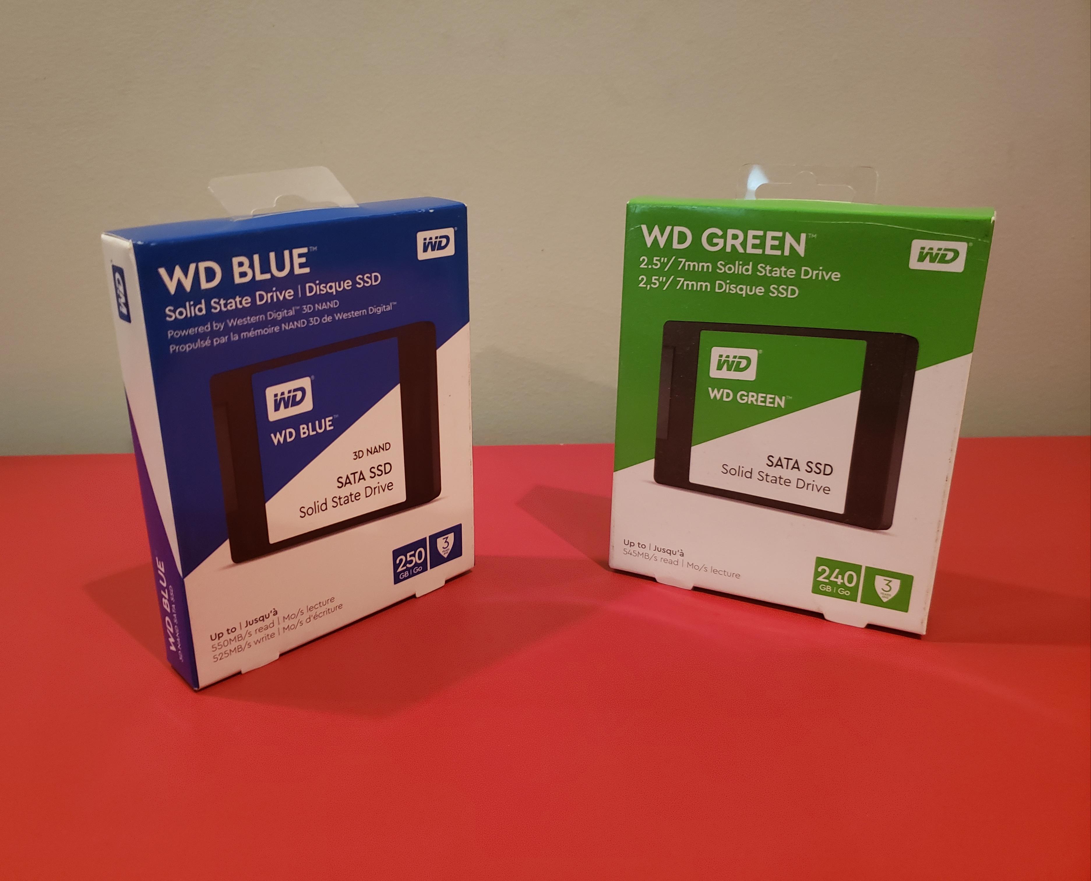 Análise |  SSD's WD Green e WD Blue entregam resultados satisfatórios com preço justo no Brasil