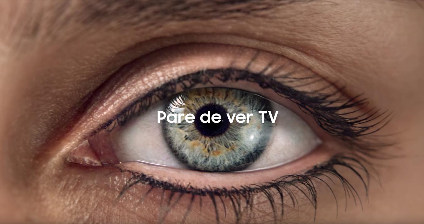 Samsung | Em nova campanha a Sul Coreana convida o consumidor a parar de assistir TV