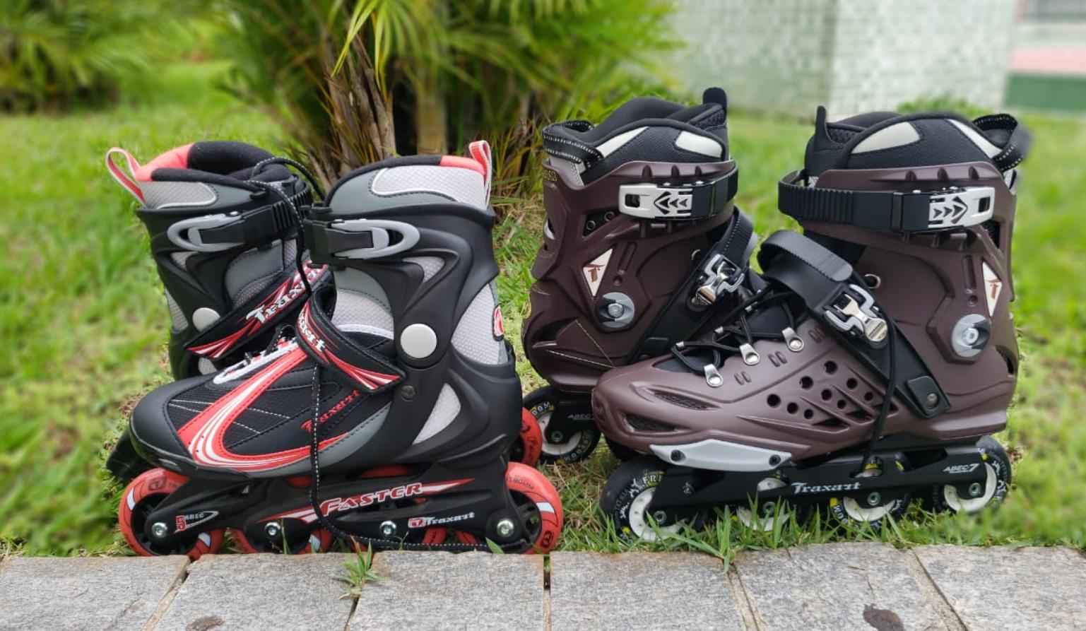 Especial | Nossa experiência com o patins Traxart Faster