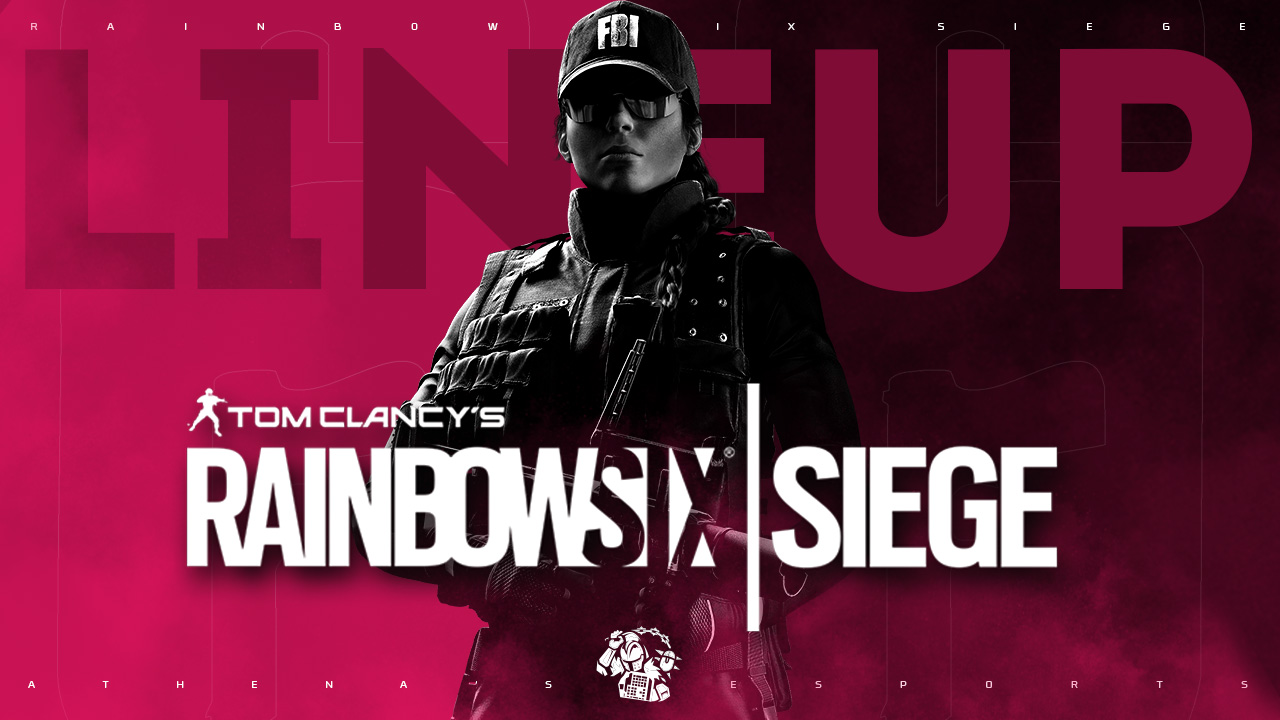 Rainbow Six Siege | Athena's e-Sports anuncia contratação de equipe de R6 Siege