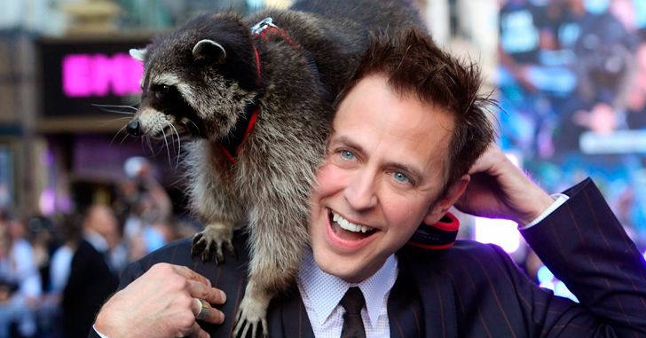 Guardiões da Galáxia 3 | James Gunn é recontratado!