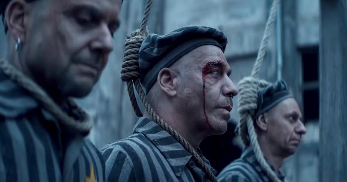 Rammstein | Banda alemã lança clipe POLÊMICO