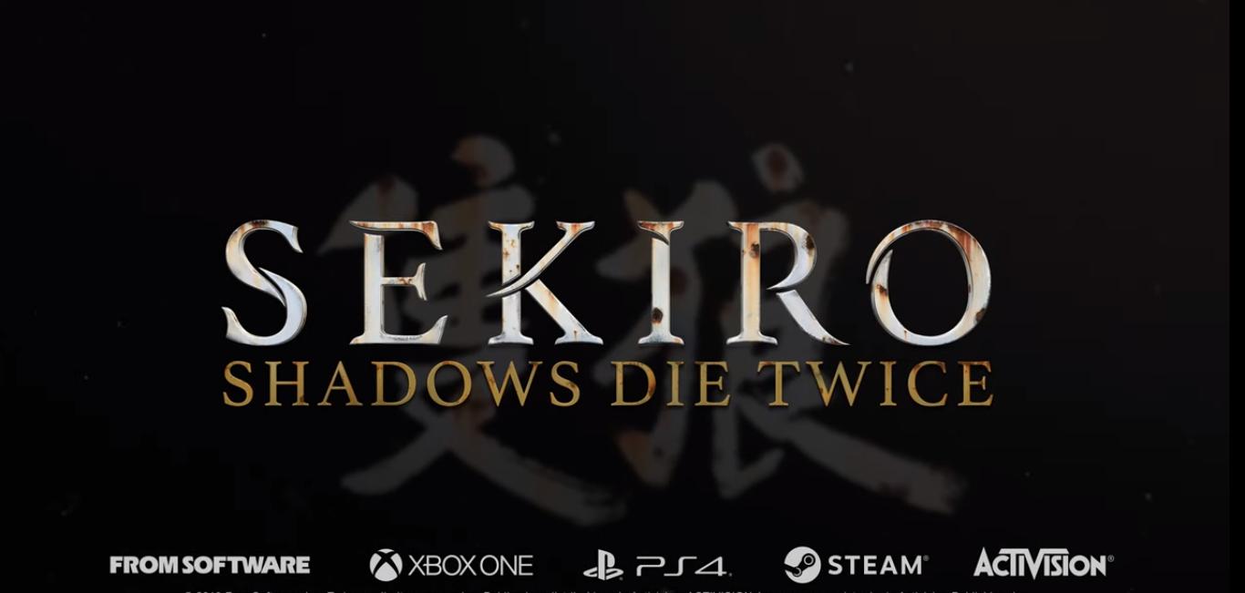 Activision | Novo trailer mostra novidades no gameplay em Sekiro: Shadows Die Twice