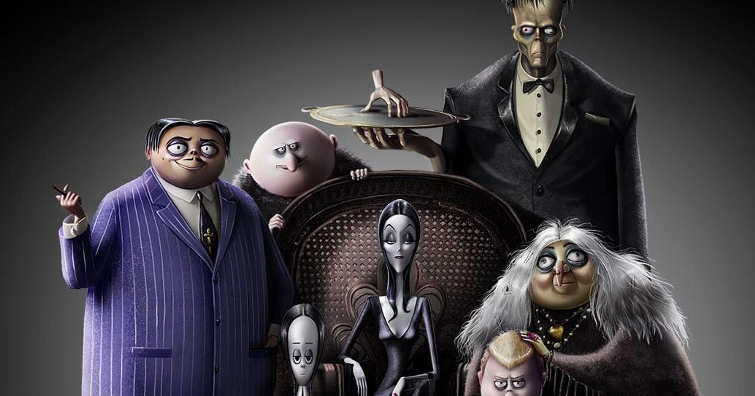 'A Família Addams' | A família mais macabra dos cinemas ganhará comédia animada