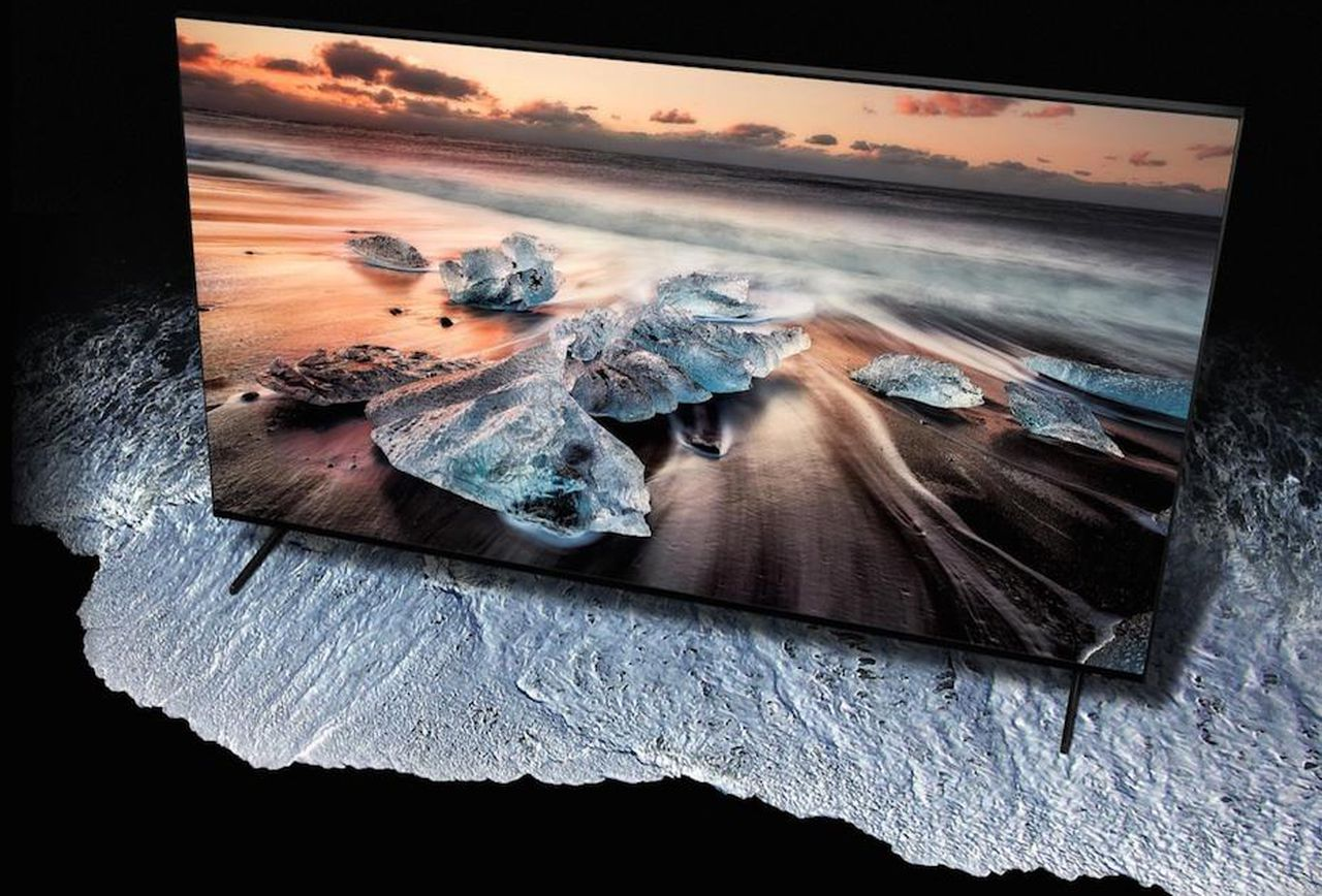 Samsung | Apresenta a nova categoria de televisores com resolução 8K