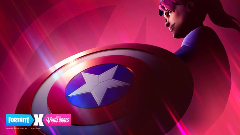 Epic Games    Evento Fortnite x Vingadores chegando ao jogo em breve