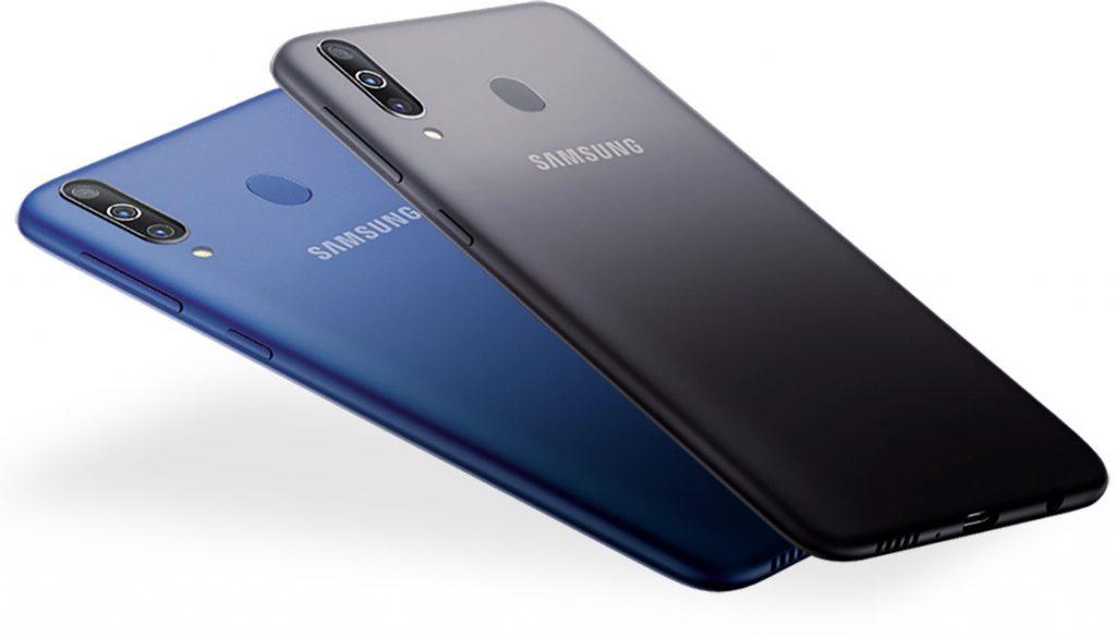 Samsung | Lança no Brasil os novos celulares da linha Galaxy M: M10, M20 e M30