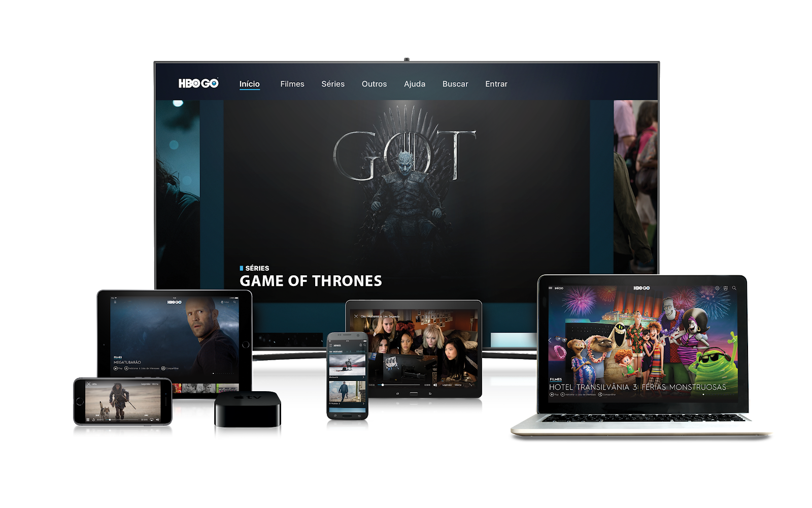 HBO GO   Chega oficialmente aos televisores inteligentes da Samsung