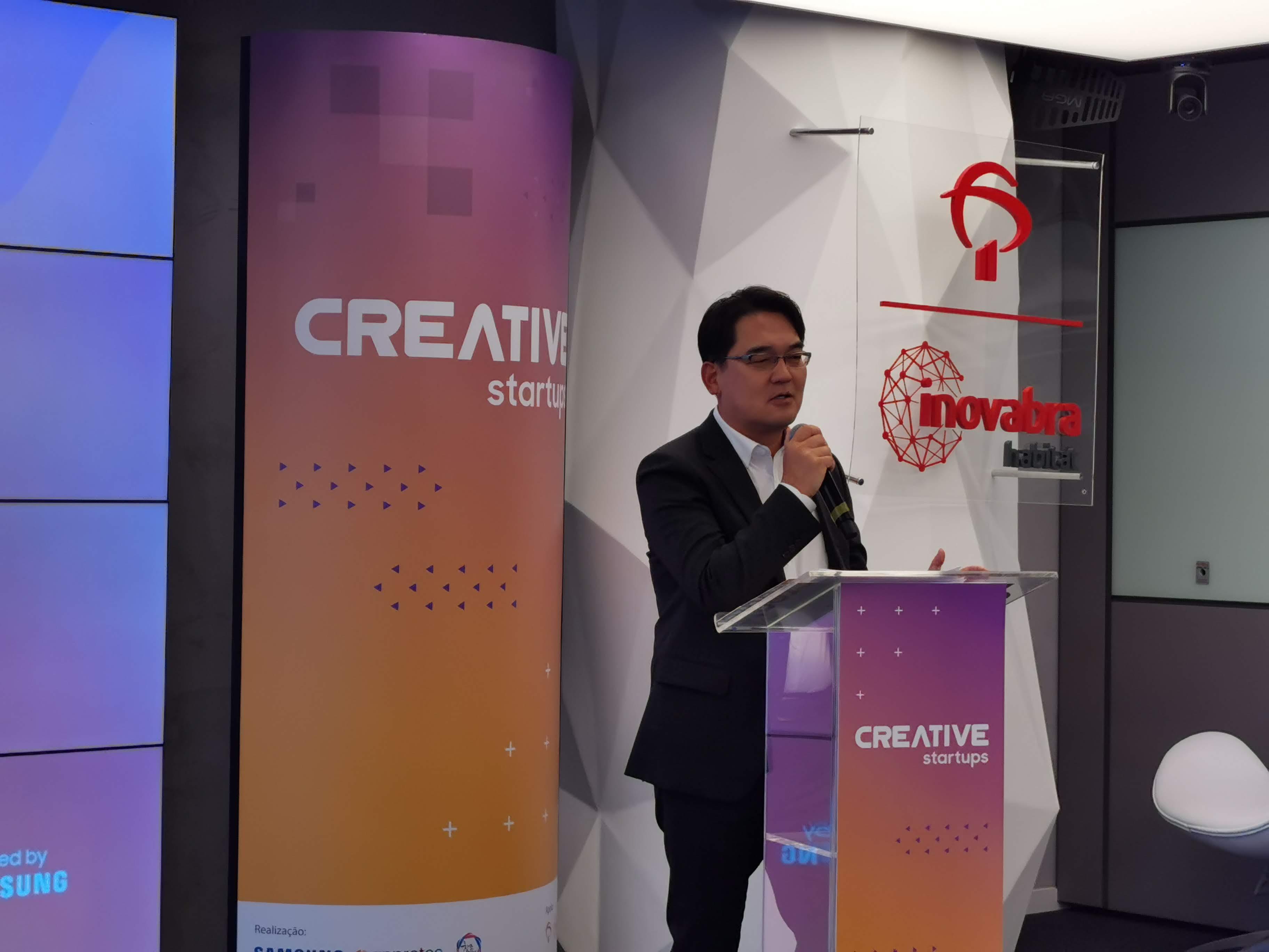 Samsung Creative Startups | 12 startups foram selecionadas e as soluções apresentadas vão surpreender a medicina, a educação e o agronegócio
