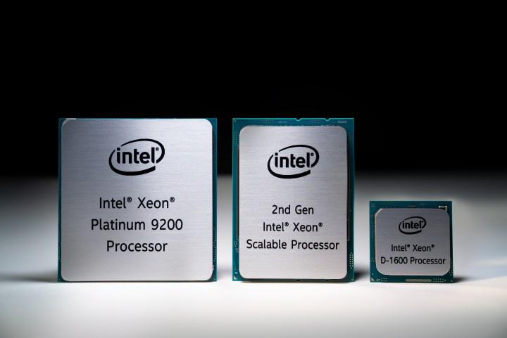 Intel | Empresa anuncia oficialmente a segunda geração de processadores Xeon Cascade Lake