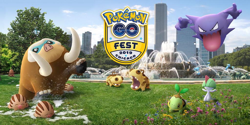 Niantic | Os eventos de verão 2019 chegaram em Pokémon Go