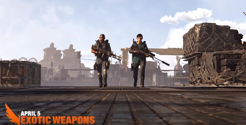 Ubisoft   The Division 2 receberá nova atualização amanhã