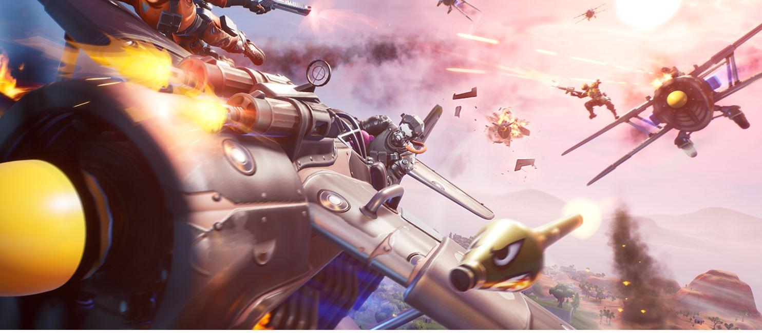 Epic Games | Novo patch 8.40 traz novo modo de jogo e muitas novidades em Fortnite