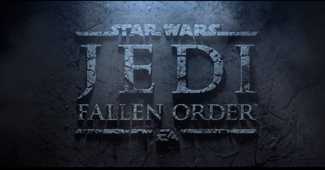 EA | Star Wars Jedi: Fallen Order finalmente revelado