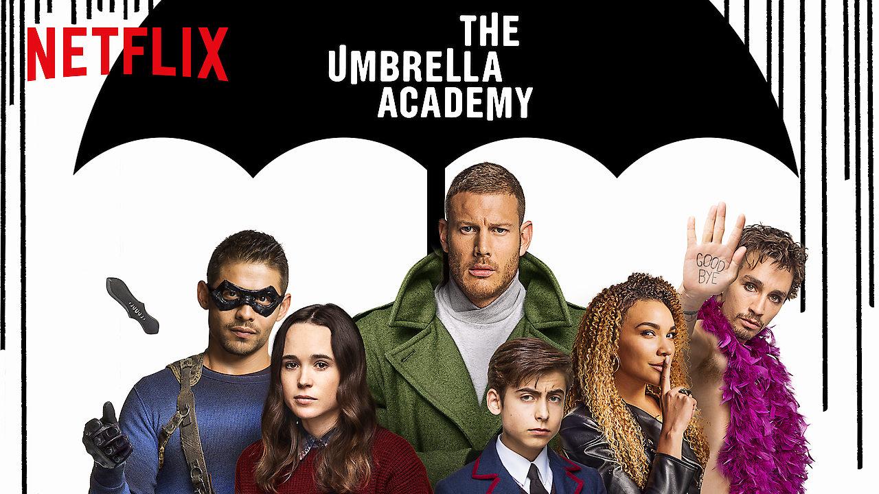 The Umbrella Academy   Série renovada para segunda temporada