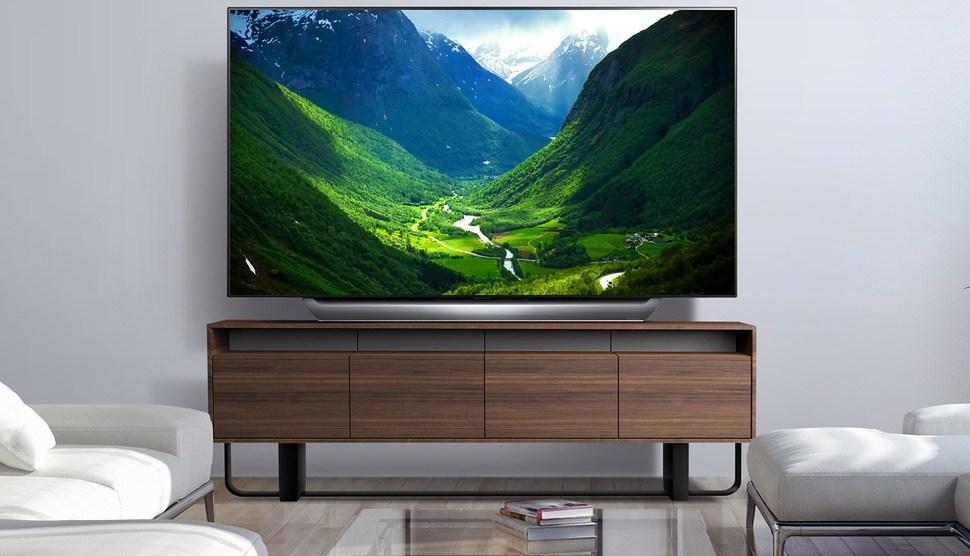 LG C8 | Você deve investir em um televisor 4K da LG?